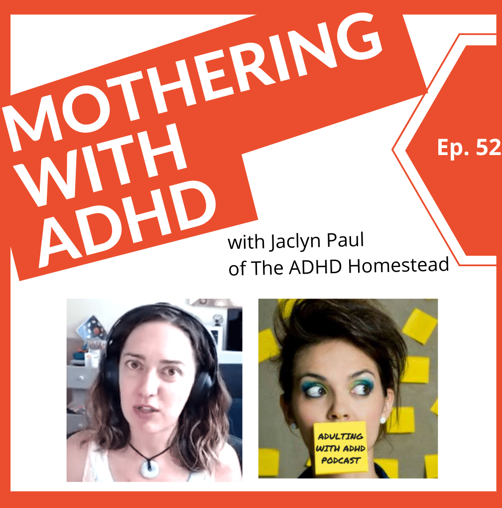 advice for adhd moms