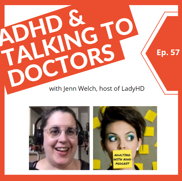 how to talk to doctors about adhd and hormones