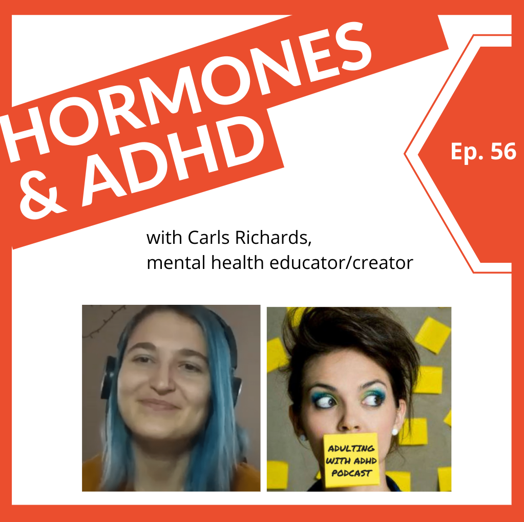 why don't adhd women know more about the hormonal impact